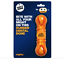 Tasty-Bone-Rubber-Dental-Bone-Dog-Chew-Toy-Small-and-Large-Dogs thumbnail 1