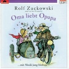 "ROLF ZUCKOWSKI ""OMA LIEBT OPAPA"" CD NEU"