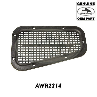 LAND ROVER DEFENDER AIR INTAKE GRILL RIGHT RH PASSENGER SIDE AWR2214 NEW