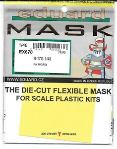 Eduard-Kfir-C2-C7-Mascaras-para-el-Amk-Kit-en-1-72-Cx-488-Hacer-St