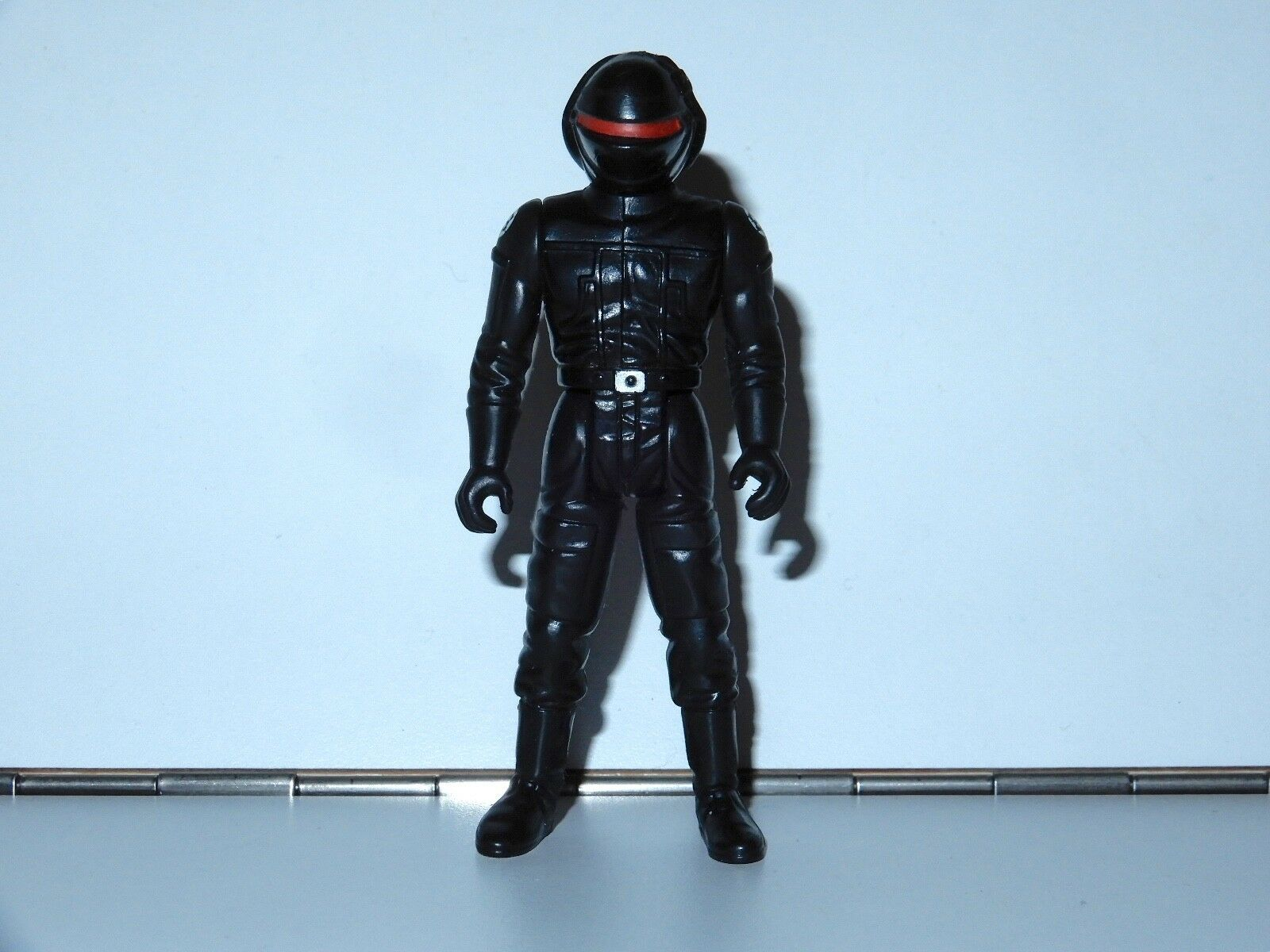 Star - wars - kenner 1985 potf imperial gunner c9
