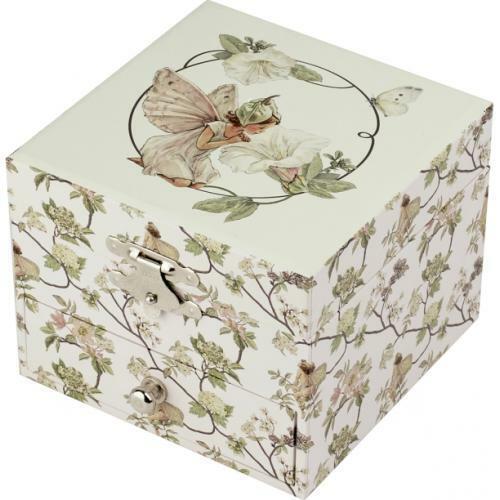 Trousselier Sa Spieldose Flower Fairies Narcissus Toys//Spielzeug Troussel NEU