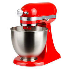 Kitchenaid Mini 3 5 Quart Ksm3311xht Tilt Head Stand Mixer Hot Sauce D01