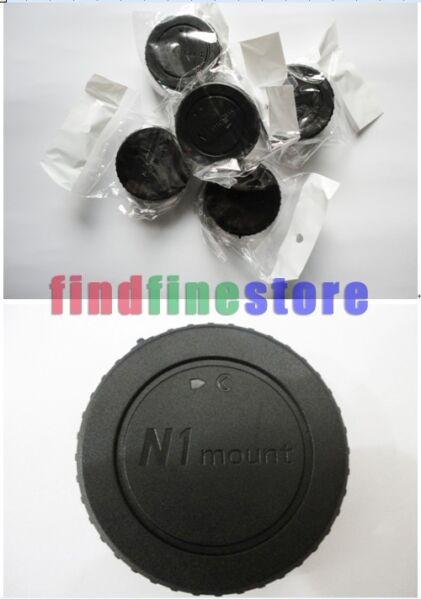 100% De Qualité 5pcs Body Cap / Cover For Nikon 1 Mount Camera N1 J1 J2 J3 S1 V1 V2 Wholesale 5x
