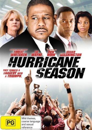 1 of 1 - Hurricane Season- DVD VERY GOOD CONDITION FREE POSTAGE AUSTRALIA WIDE REGION 4
