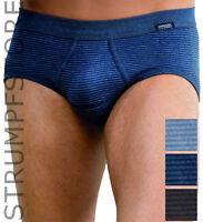AMMANN Herren Slip Serie Jeans mit Eingriff Baumwolle Größe 5-12 170839