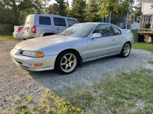 1996 Honda Prelude Tissus
