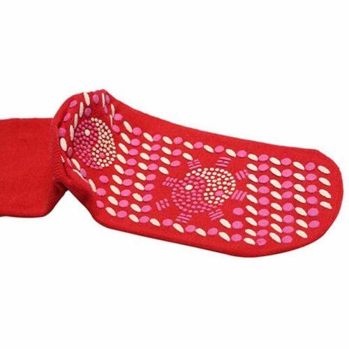 Tourmaline Self Heating Socks For Women Mem Help Warm Cold Feet Comfort Health