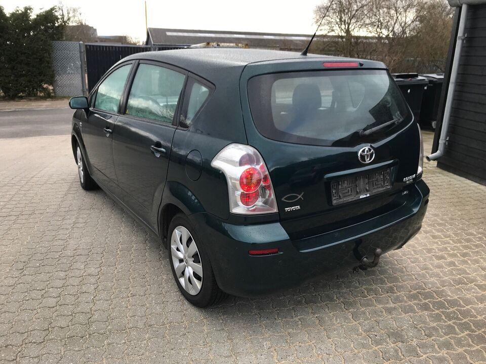 Toyota Corolla Verso, 2,2 D-4D Sol 7prs, Diesel