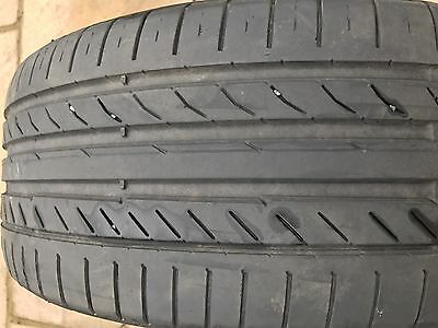 """1 x 225/45 18"""" 95Y - Continental Conti Sport Contact 5 4mm+ Mill Remaining,"""