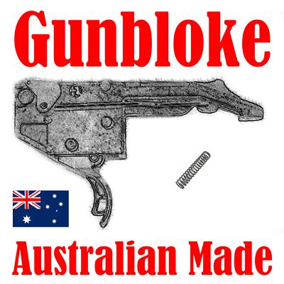 2 stage HACT trigger by Gunbloke Howa 1500 Rifle 2.5lb Trigger Spring kit