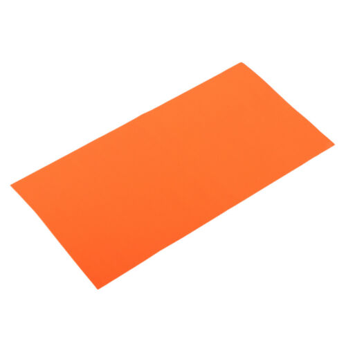 Waterproof Tape Patch Tent Repair Stickers Cloth Patches Mending Kit Orange