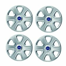 Genuine Ford Ka Mk  Wheel Trim Set Of  Silver Style C