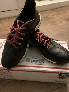 Men S Adidas Tour 360 Boost 2 0 Golf Shoes Sz 8 5 Black Ebay