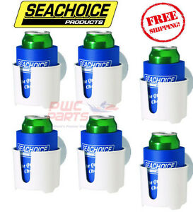 6-SEACHOICE-Drink-Holder-with-Suction-Cup-w-Koozie-79381-SeaRay-Bayliner
