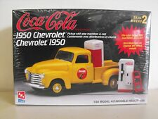 AMT 679 1950 CHEVY 3100 PICKUP TRUCK TEXACO KIT 1//25 MODEL CAR MOUNTAIN FS