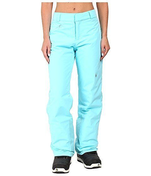 Spyder Womens Winner Athletic Fit Pant,Ski Snowboard, Size XL, Inseam Short (30)