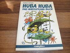 Franquin+Andreas Mietzsch -- HUBA HUBA // das Marsupilami-Buch von 1989