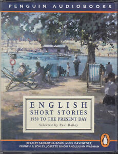 English-Short-Stories-1950-to-the-Present-Day-2-Cassette-Audio-Book-Unabridged