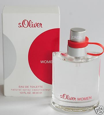 s.Oliver Women Eau de Toilette EdT 30 ml