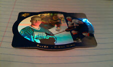 Brett Hull 1996-97 Upper Deck SPx Hologram #40 St Louis Blues Hockey card Sports