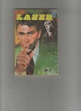 BD LASER N°02 Agent SS 018  Opération tonnerre 1970  Editions de Poche A. RAMBOZ