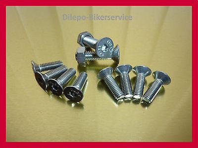 BMW R1100S R1150GS R1150RS Edelstahlschrauben Armatur Bremsflüssigkeitsbehälter