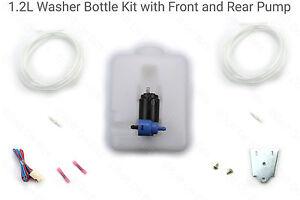 Washer Bottle Tank Repair Kit Front Amp Rear Seat Ibiza Leon