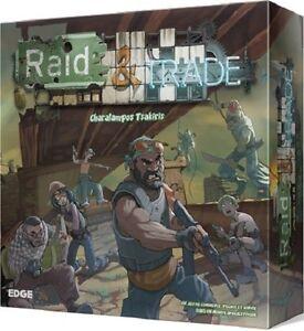 Jeu de societe Raid & Trade VF - Neuf, encore emballe !  - Edge