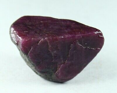 Quality Ruby 13.00 Ct Certified Healing Crystal Raw Rough Red Ruby Gemstone Natural AAA+