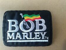 BOB MARLEY SEW OR IRON ON  PATCH