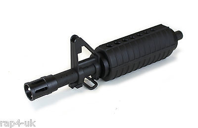 M4 Tactical .68 Paintball Barrel Kit for Spyder, T68, 468 [G5]