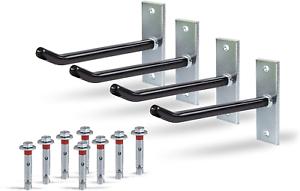 GAHAlberts 801960 FelgenhalterSet  Wandhalterung für Autofelgen  Reifenhalte