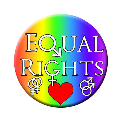B372 Practice Tolerance Rainbow Symbols Button