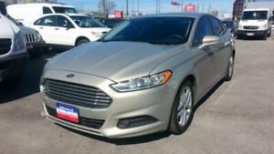 2015 Ford Fusion SE, AUTO, S-ROOF, REAR CAM
