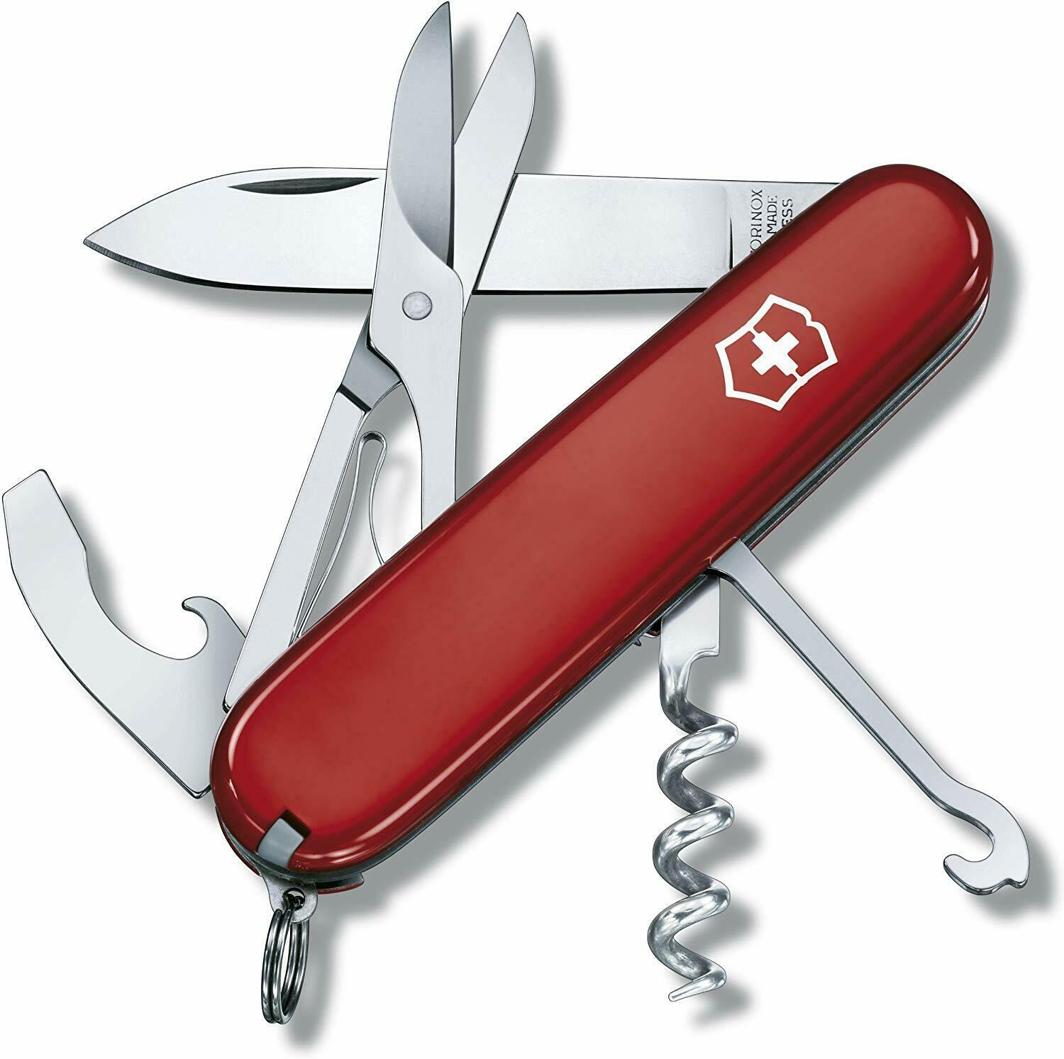 Compact with warranty VICTORINOX From Stylish anglers Japan