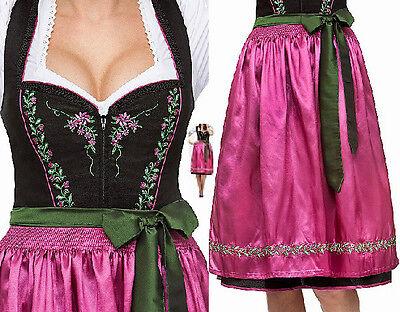 2 tlg Dirndl Stockerpoint Aurela Landhaus Kleid Dirndlkleid Trachtenkleid Set 38