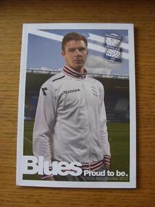 2012-2013-Birmingham-City-Official-Merchandise-Catalogue-Brochure-Item-In-very