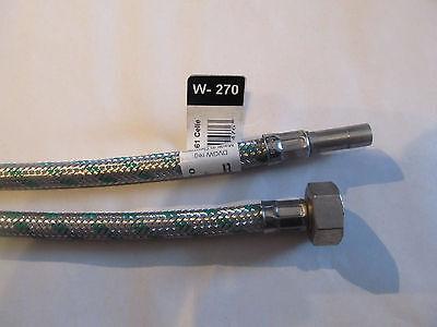 """flexibler Anschlussschlauch   1//2/""""x 10 mm x 300 mm  Flexschlauch"""
