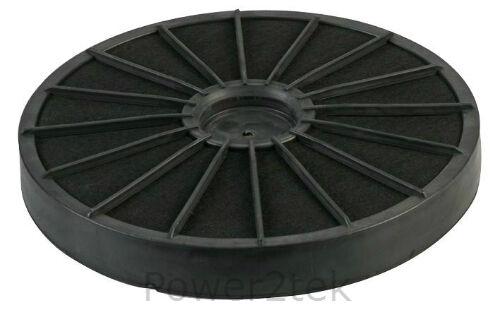 2 x EFF54 tipo Carbonio Carbone Filtro per il nuovo mondo che17005wh Cappa