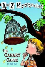 The Canary Caper (A to Z Mysteries), Ron Roy, Good Book