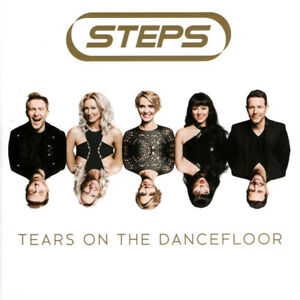 STEPS-Tears-On-The-Dancefloor-2017-10-track-CD-album-NEW-UNPLAYED-white-sleeve