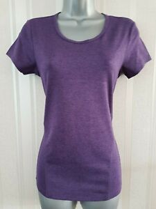 Camiseta-Deportiva-Top-senoras-M-amp-S-Correr-Yoga-Gimnasio-Fitness-Para-Mujer-Camiseta-Tamano