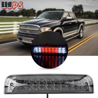 Fit 02-08 Dodge Ram 1500 2500 3500 Pickup LED 3rd Brake Light Smoke Cargo Lamp