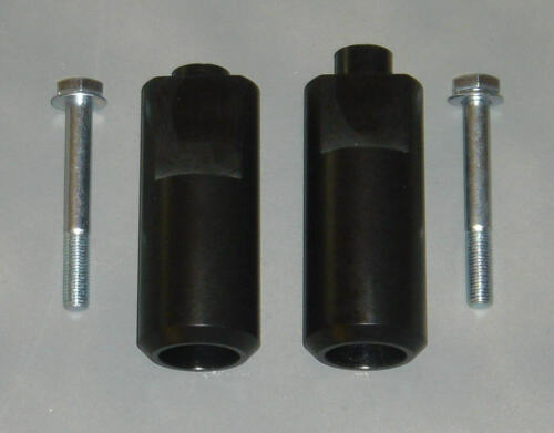 2004 Yamaha YZF R1 1000 Frame Sliders 04 05 06 NO CUT Made in the USA
