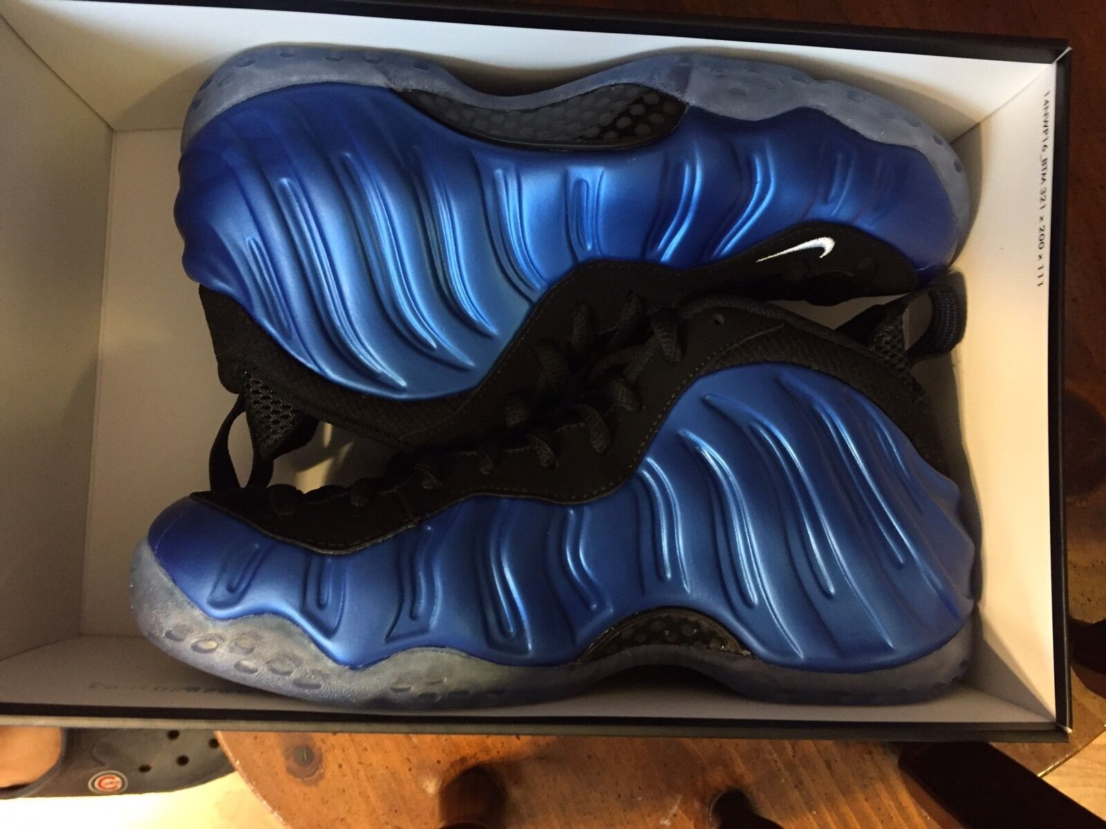 Men's Nike Air Foamposite One XX Size 7.5 (895320 500)