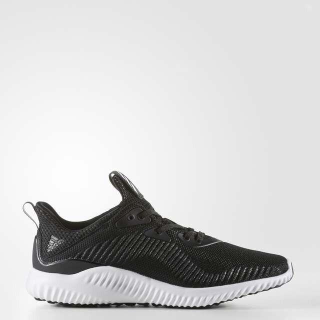 Adidas frauen alphabounce 1 w schuhe b39432 authentic schwarz / weiß b39432 schuhe 5c5f5f