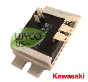 kawasaki voltage regulator for fh721d 25hp engines john. Black Bedroom Furniture Sets. Home Design Ideas