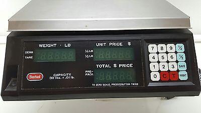 Berkel Electronic Scale Model 522