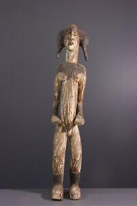 STATUE-IGBO-AFRICAN-ART-AFRICAIN-PRIMITIF-ARTE-AFRICANA-AFRIKANISCHE-KUNST